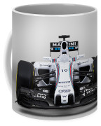 Formula 1 Williams Fw37 Coffee Mug