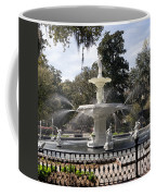 Forsyth Fountain Park Coffee Mug