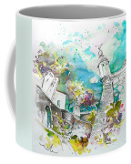 Fort And Houses In Valenca Coffee Mug