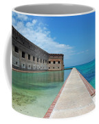 Fort Jefferson Dry Tortugas Coffee Mug