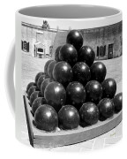 Fort Macon Cannonball Coffee Mug