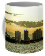 Fort Myers Skyline Coffee Mug