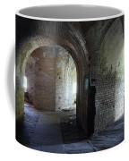 Fort Pickens Corridors Coffee Mug