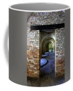 Fort Pickens Interior Coffee Mug