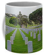 Fort Rosencrans National Cemetery Coffee Mug