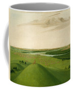 Fort Union Mouth Of The Yellowstone River 2000 Miles Above St Louis Coffee Mug
