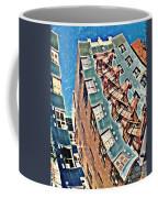 Fort Washington Avenue Building Coffee Mug
