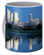 Fort Worth Blue 062217 Coffee Mug