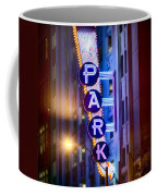 Fort Worth Park Sq Coffee Mug