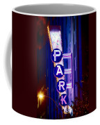 Fort Worth Parking Coffee Mug