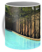 Fort Worth Water Gardens - Quiet Pool Coffee Mug