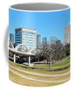 Fort Worth Wide Angle Coffee Mug