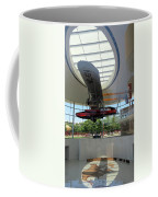 Fortaleza Hall, Spirit Of Carnauba Coffee Mug by Mark Czerniec