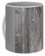 Fortress Doors Coffee Mug