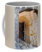 Fortress Window Coffee Mug