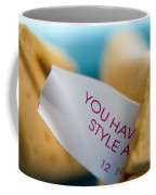 Fortune Cookie Coffee Mug