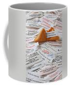 Fortune Cookie Sayings  Coffee Mug