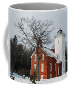 Forty Mile Point Lighthouse Coffee Mug