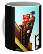 Foster's Bighorn Cafe Coffee Mug