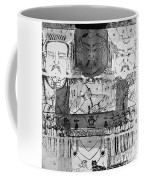 Founders Of Chinese Medicine, 5000�4500 Coffee Mug