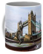 Fountain And Bridge Coffee Mug