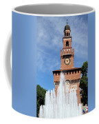 Fountain And Castle Coffee Mug