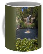 Fountain And Peppers Coffee Mug
