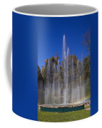 Fountain And Rainbow Coffee Mug