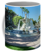 Fountain At Rio Vista Coffee Mug