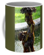 Fountain Cherubs Coffee Mug