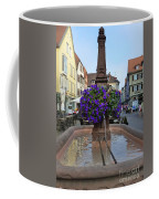 Fountain In Wertheim, Germany Coffee Mug