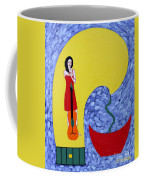 Fountain Of Creativity Coffee Mug