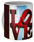 Fountain Of Love  Coffee Mug by Bill Cannon