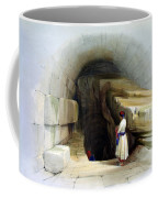 Fountain Of Siloam Valley Of Jehosophat 1842 Coffee Mug