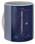 Fountain Pen Patent Drawing 1e Coffee Mug