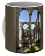 Fountains Abbey 4 Coffee Mug