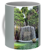 Fountains.  Tivoli. Coffee Mug