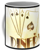 Four Aces Diner Coffee Mug