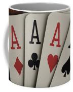 Four Aces Studio Coffee Mug