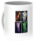 Four Elements Coffee Mug by Arla Patch