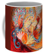 Four Elements IIi. Fire Coffee Mug