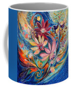 Four Elements IIi. Water Coffee Mug
