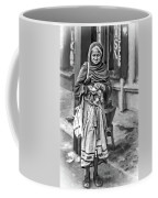 Four Foot Nuthin' 2 Bw Coffee Mug