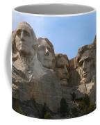 Four Former U S Presidents Coffee Mug