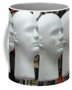 Four Heads Are Better Than One Coffee Mug
