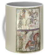 Four Horsemen, 1250 Coffee Mug