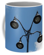 Four Lamps Coffee Mug