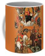 Four Military Saints Coffee Mug