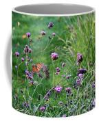 Four Monarch Butterflies Coffee Mug
