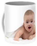 Four Month Old Baby Boy Coffee Mug